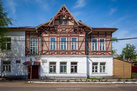 Old Buildings of Galich, Kostroma Oblast, Russia, photo 5