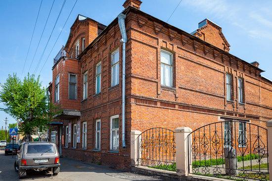 Old Buildings of Galich, Kostroma Oblast, Russia, photo 6