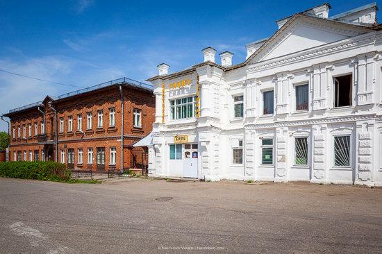Old Buildings of Galich, Kostroma Oblast, Russia, photo 7