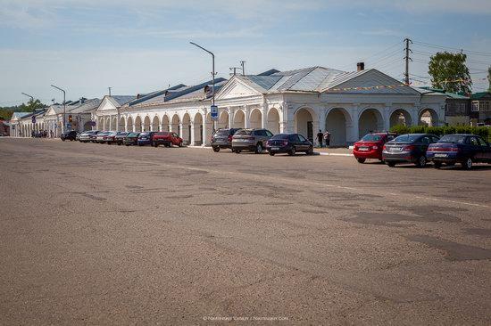 Old Buildings of Galich, Kostroma Oblast, Russia, photo 9