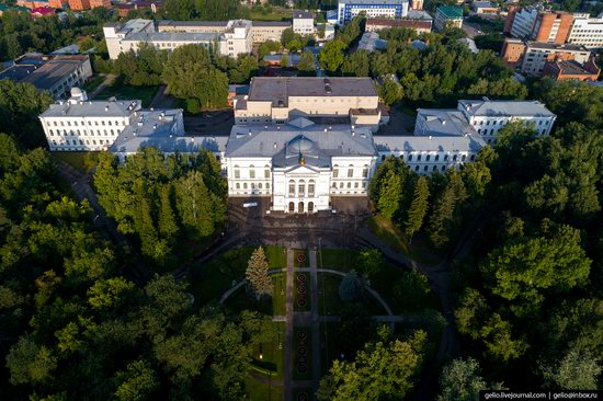 Tomsk, Russia - the view from above, photo 14