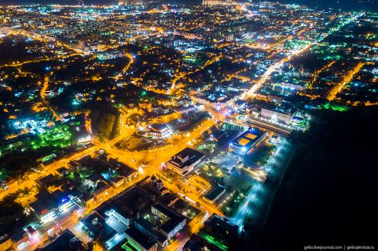 Tomsk, Russia - the view from above, photo 22
