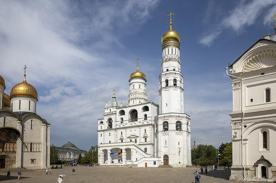 The Best Sights of the Moscow Kremlin, Russia, photo 13