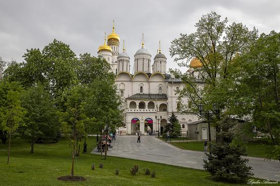 The Best Sights of the Moscow Kremlin, Russia, photo 5