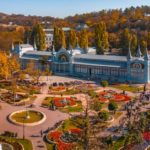 Tsvetnik – the Oldest Park in Pyatigorsk