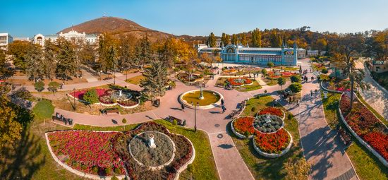 Tsvetnik - the Oldest Park in Pyatigorsk, Russia, photo 2