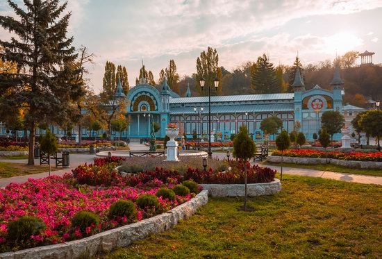 Tsvetnik - the Oldest Park in Pyatigorsk, Russia, photo 8