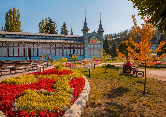Tsvetnik - the Oldest Park in Pyatigorsk, Russia, photo 9