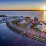 Cheboksary – the view from above