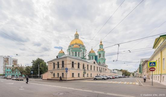 The Epiphany Cathedral in Yelokhovo, Moscow, Russia, photo 10
