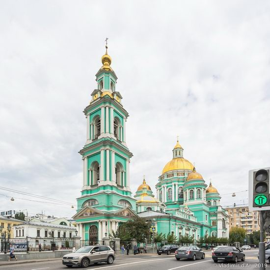 The Epiphany Cathedral in Yelokhovo, Moscow, Russia, photo 5
