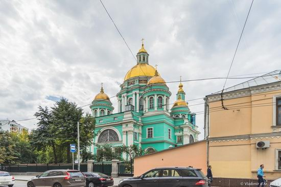 The Epiphany Cathedral in Yelokhovo, Moscow, Russia, photo 9