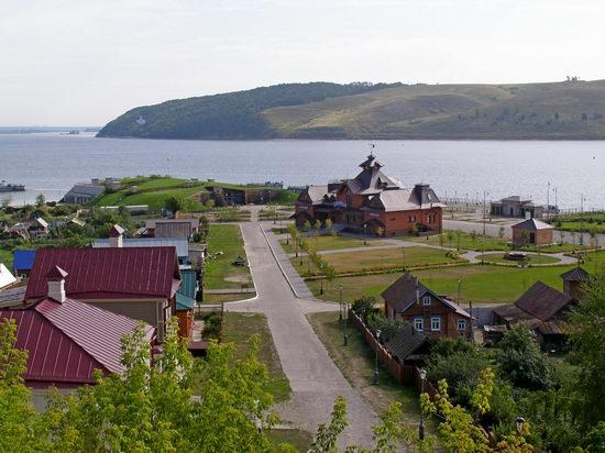 The Historic Island Town of Sviyazhsk, Russia, photo 1