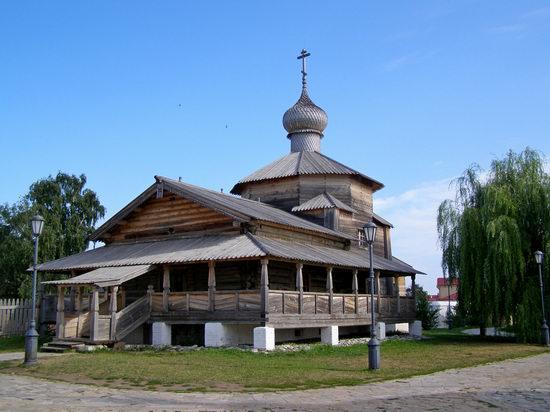 The Historic Island Town of Sviyazhsk, Russia, photo 10