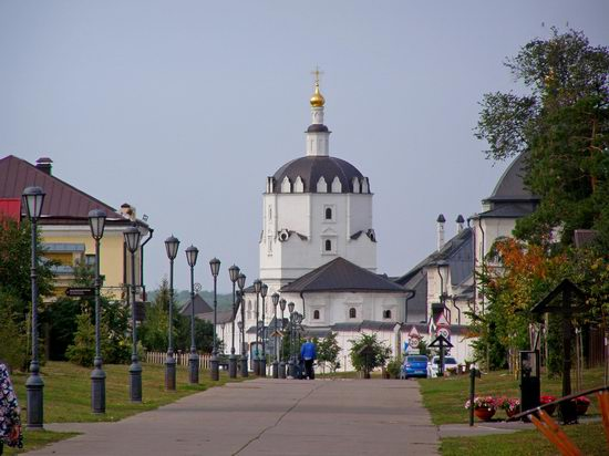 The Historic Island Town of Sviyazhsk, Russia, photo 13
