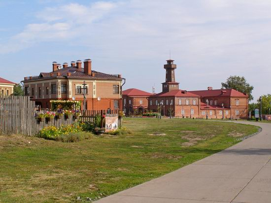 The Historic Island Town of Sviyazhsk, Russia, photo 2