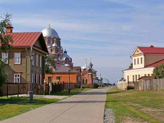 The Historic Island Town of Sviyazhsk, Russia, photo 4