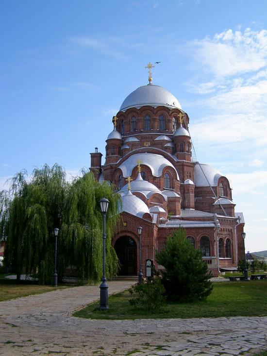 The Historic Island Town of Sviyazhsk, Russia, photo 5