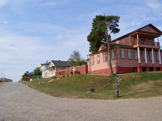 The Historic Island Town of Sviyazhsk, Russia, photo 6