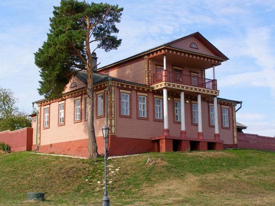 The Historic Island Town of Sviyazhsk, Russia, photo 7