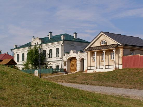 The Historic Island Town of Sviyazhsk, Russia, photo 9