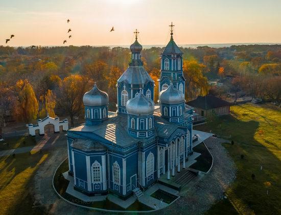 Church of the Nativity of Mary in Rozhdestvenskaya, Stavropol Krai, Russia, photo 1