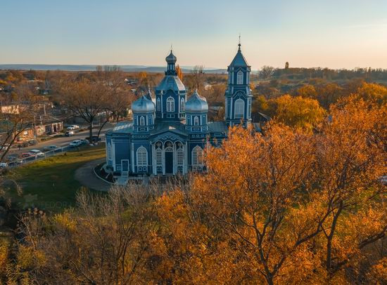 Church of the Nativity of Mary in Rozhdestvenskaya, Stavropol Krai, Russia, photo 3