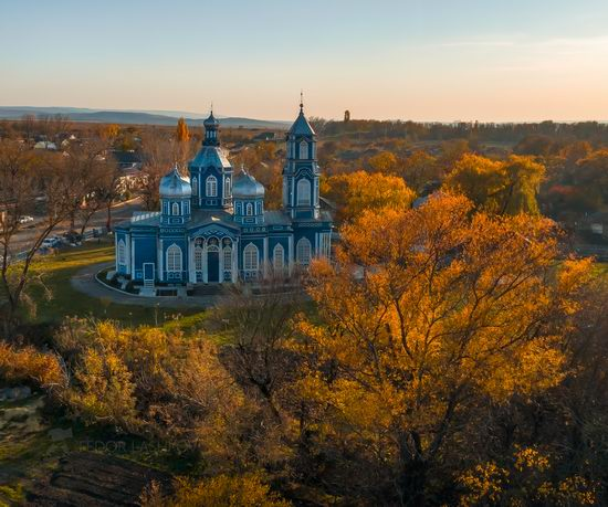 Church of the Nativity of Mary in Rozhdestvenskaya, Stavropol Krai, Russia, photo 5