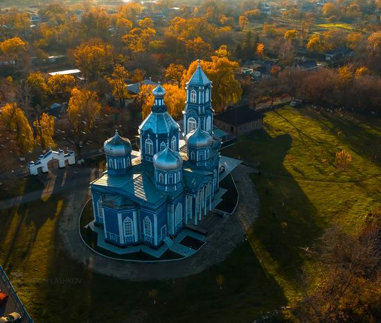 Church of the Nativity of Mary in Rozhdestvenskaya, Stavropol Krai, Russia, photo 6