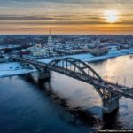 Rybinsk – the view from above