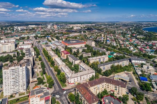 Syzran, Russia - the view from above, photo 14