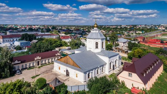 Syzran, Russia - the view from above, photo 15