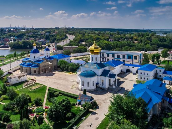 Syzran, Russia - the view from above, photo 17