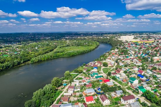 Syzran, Russia - the view from above, photo 18