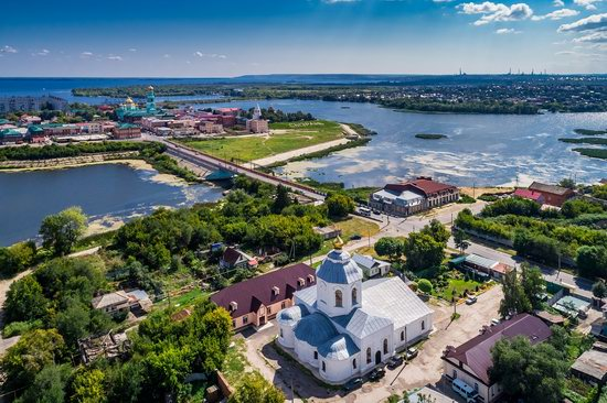 Syzran, Russia - the view from above, photo 4