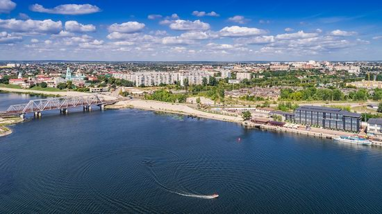 Syzran, Russia - the view from above, photo 6