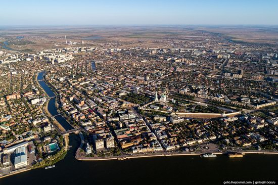 Astrakhan city, southern Russia, photo 10