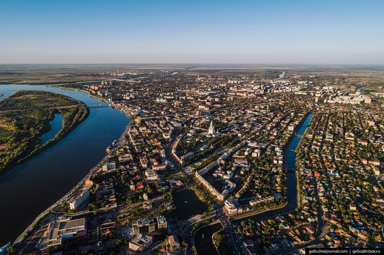 Astrakhan city, southern Russia, photo 2