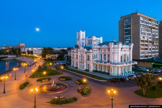 Astrakhan city, southern Russia, photo 8