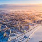 Nizhnevartovsk – the view from above