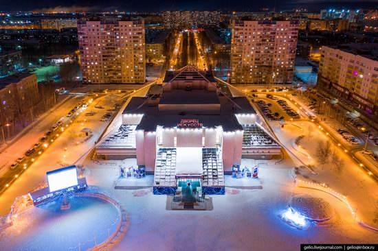 Nizhnevartovsk city, Russia, photo 13