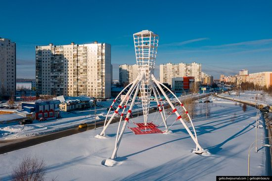 Nizhnevartovsk city, Russia, photo 20