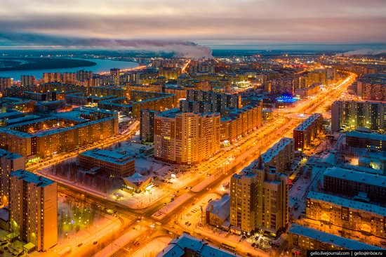 Nizhnevartovsk city, Russia, photo 8