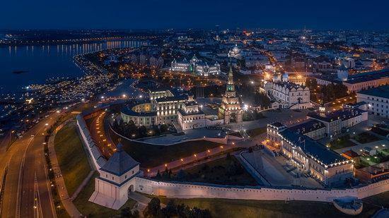 Summer Evening in Kazan, Russia, photo 1