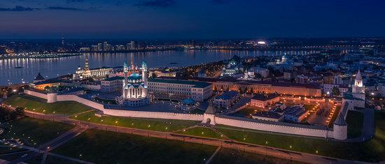 Summer Evening in Kazan, Russia, photo 12