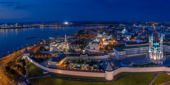 Summer Evening in Kazan, Russia, photo 13