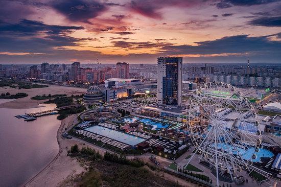 Summer Evening in Kazan, Russia, photo 14