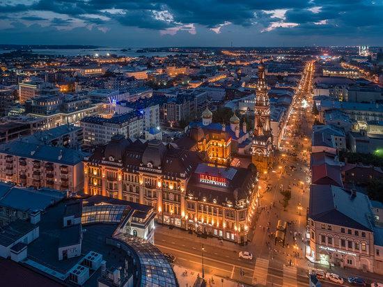 Summer Evening in Kazan, Russia, photo 2