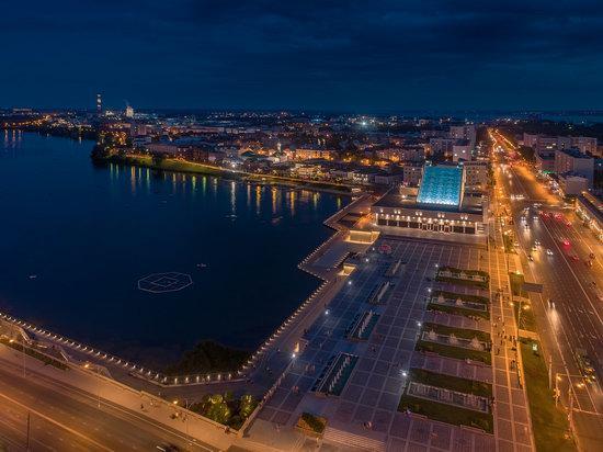 Summer Evening in Kazan, Russia, photo 4