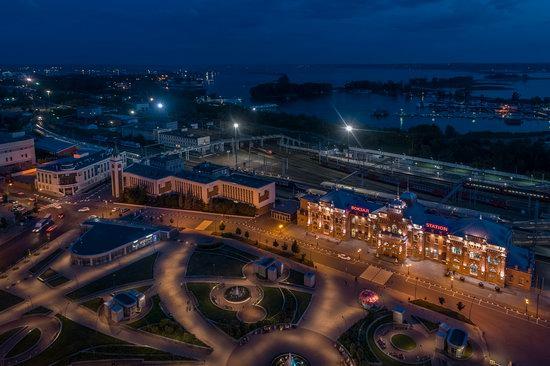 Summer Evening in Kazan, Russia, photo 7